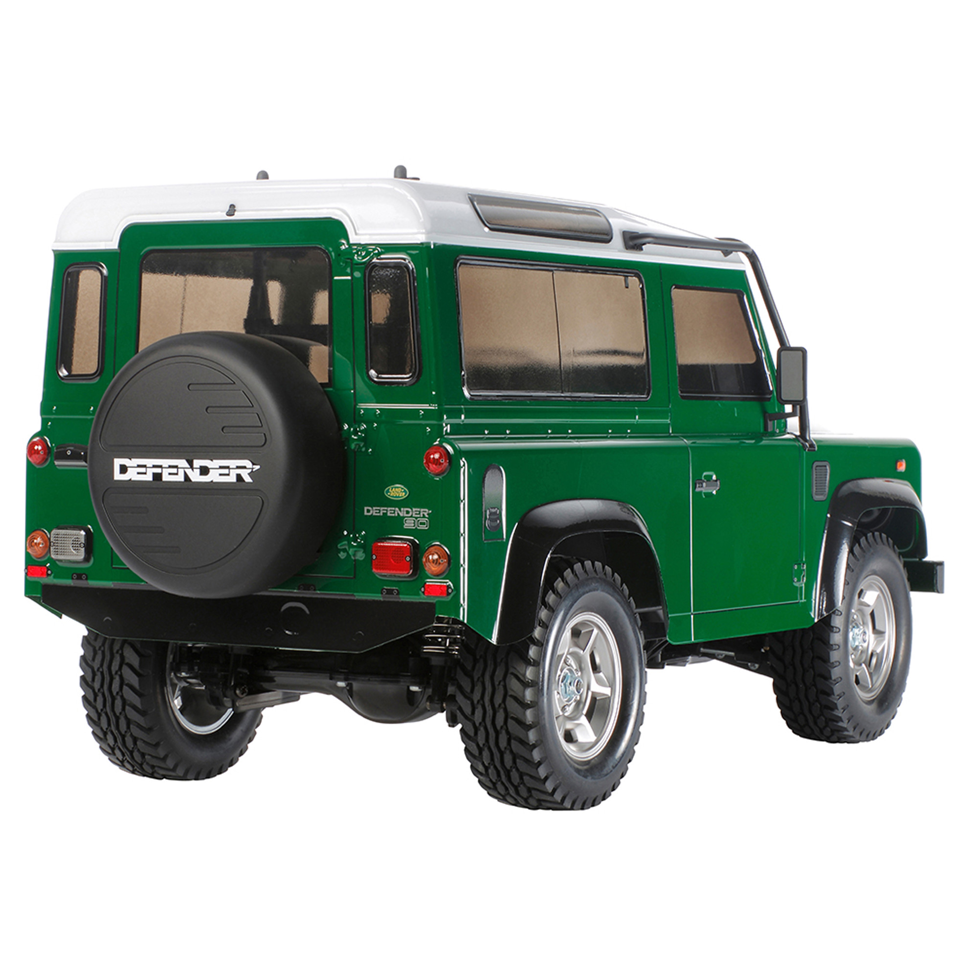 Remote Control Land Rover Defender - 1/10 Scale