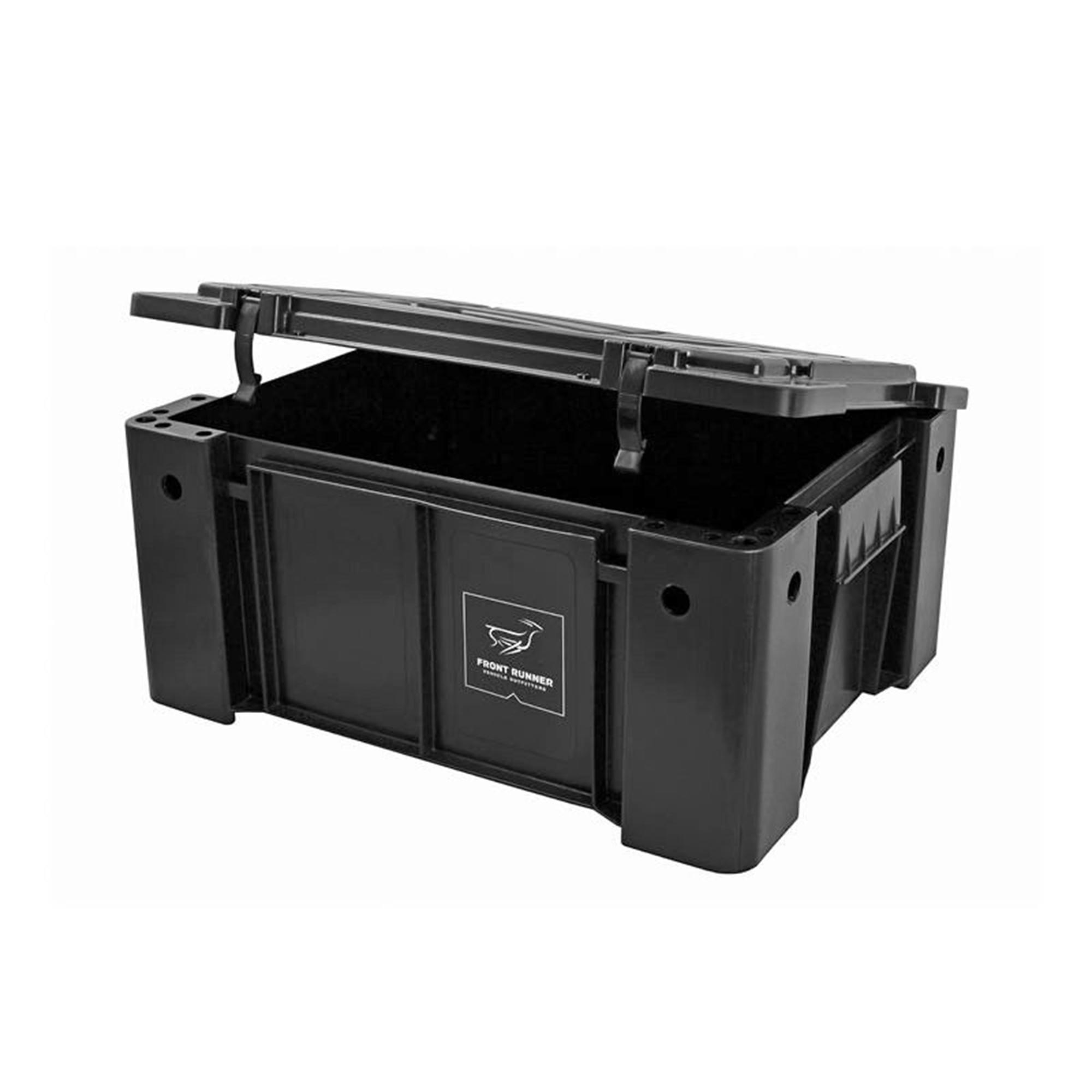 "Front Runner Wolf Box Pack - Low Lids Product Dimensions: 510mm (20.1"") L x 400mm (15.8"") W x 230mm (9.1"") H Internal: 450mm (17.7"") L x 340mm (13.4"") W x 205mm (8.1"") H"