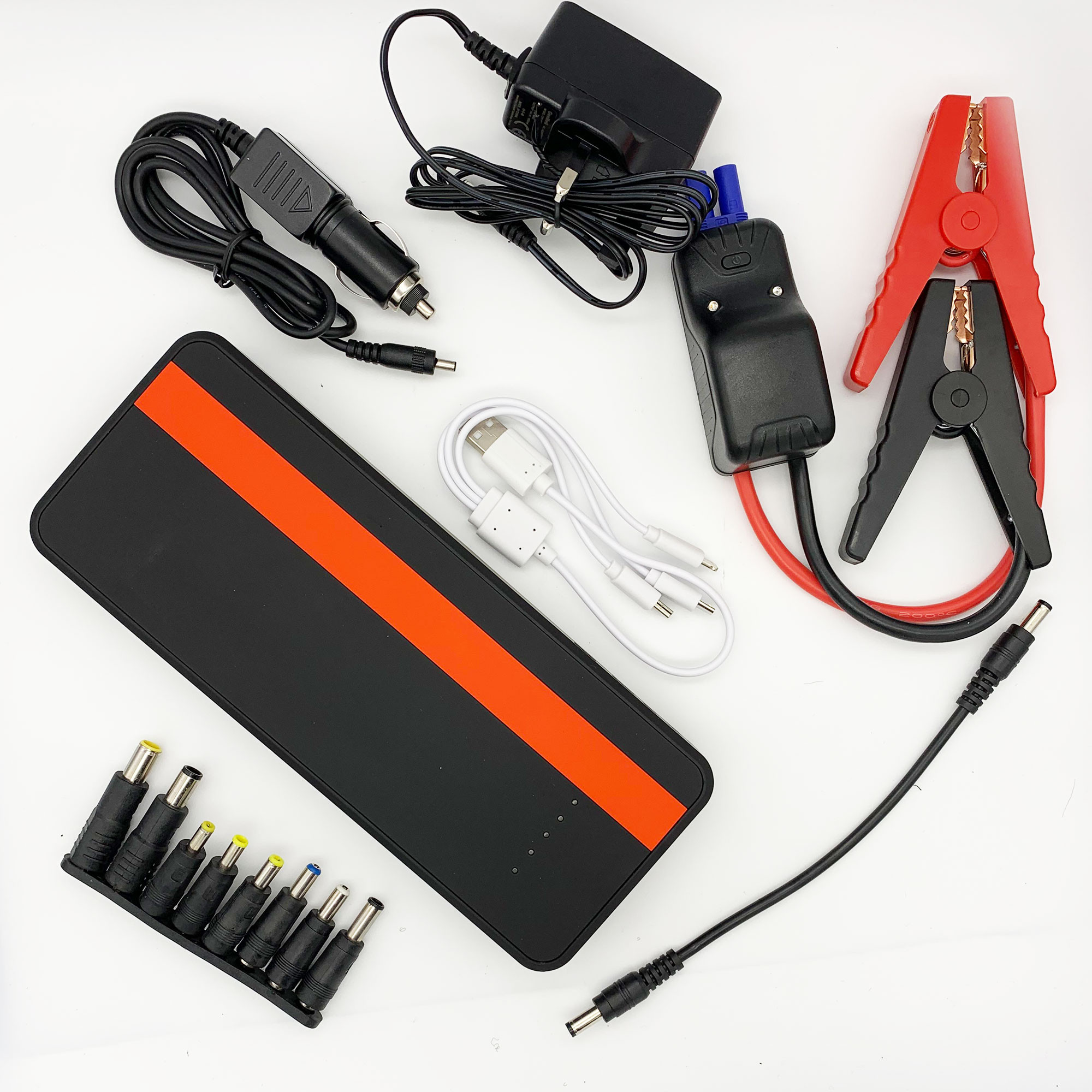 Xs Powerpack Multi Function Jump Starter Start Current 300A Peak Current 600A, Complete with Torch.