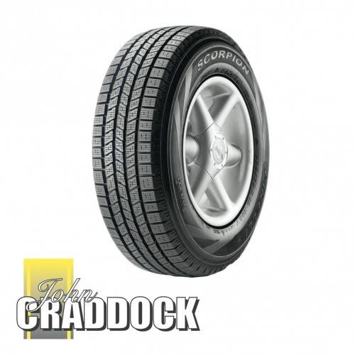 255/55R19 Pirelli Scorpion Ice and Snow Raised Black Letters Xl 111 ( H )