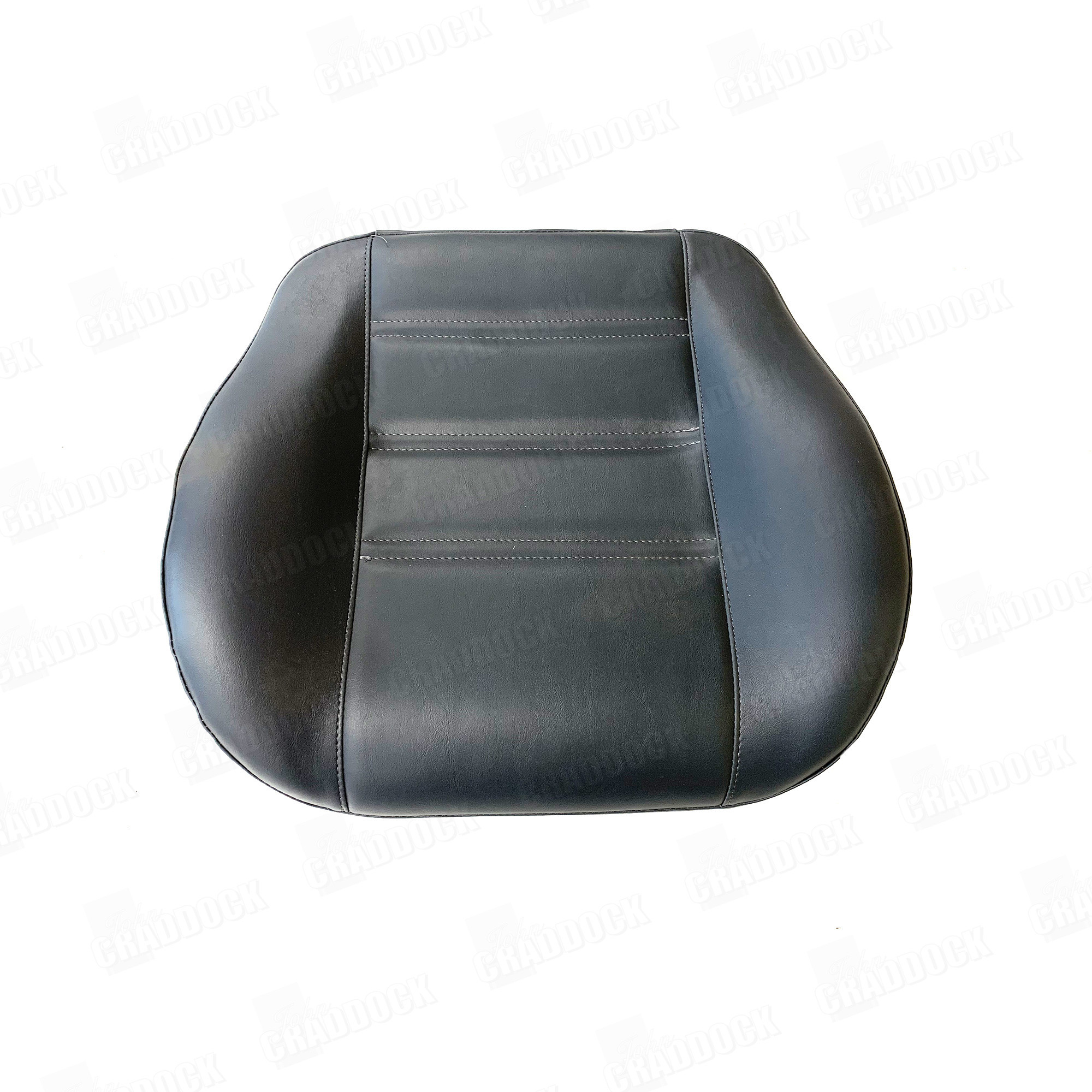 Cushion Front Seat 90/110 Vinyl Twill 1999 Onwards and Military