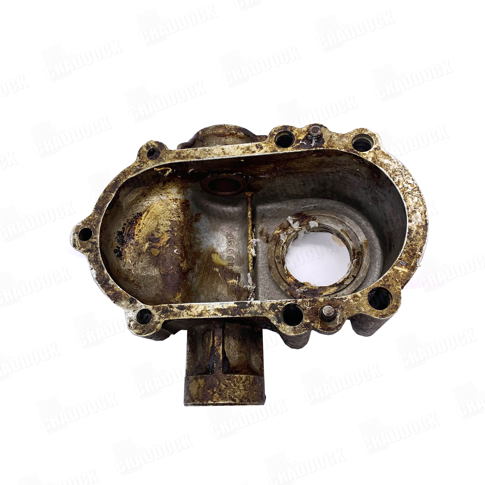 Clutch Withdrawal Housing Assembly 1948-50.