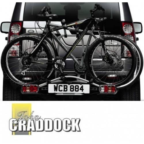 Vplvr0066 Bike Carrier Rack Tow Ball Mounted Range Rover