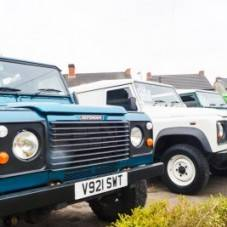 Buying a Used Land Rover Defender?