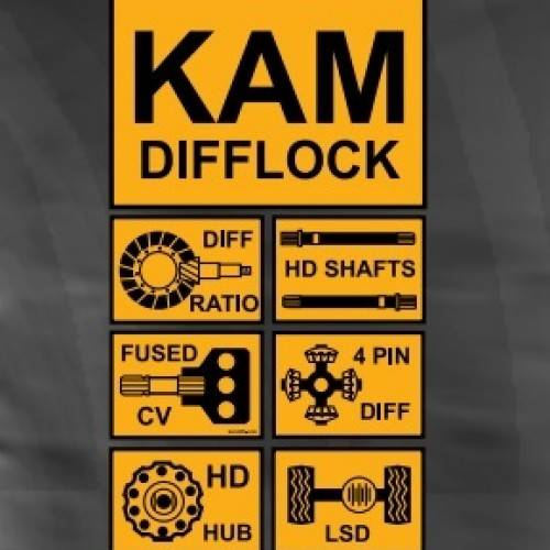 KAM Differentials & Components