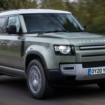 Land Rover Defender L663