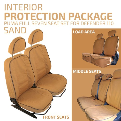 Exmoor Trim Interior Protection Package