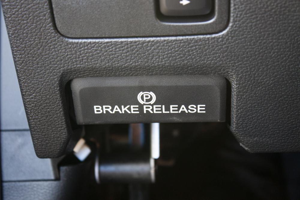 Electronic Park Brake