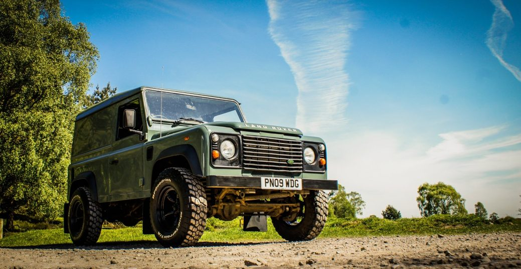 Land Rover Outdoors