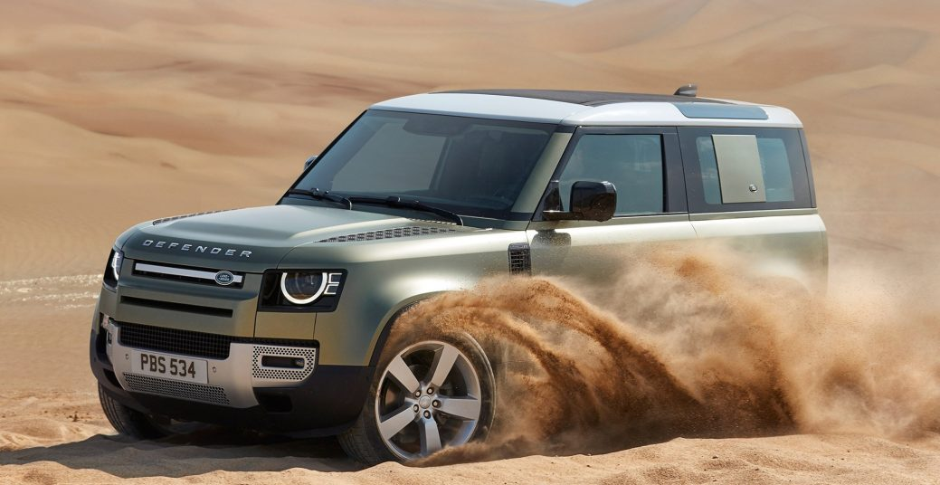 Land Rover L663